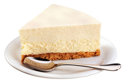 Cheesecake at China Cook Restaurant Vancouver WA