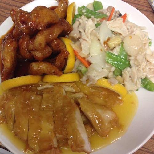 Chicken Three Styles