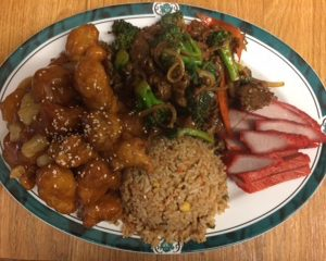 China Cook Dinner Combo Eight